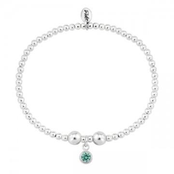 Birthstone Bracelet - December (Turquoise)