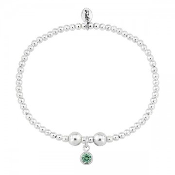 Birthstone Bracelet - May (Emerald)