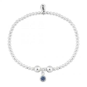 Birthstone Bracelet - September (Sapphire)